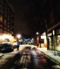 Rahway, Cherry Street, 1/18/19, 6:30 am #rahway #rahwaynj #winter #unioncountynj #olympusinspired #streetphotography #microfourthirds #zuiko17mmf18 #darkbeforedawn #olympuspenf #andthenmybatterydied (Sivyaleah (Elora)) Tags: rahway new jersey nj union county olympus zuiko 17mm 18 micro four thirds digital mirrorless 17mmf18 street dark penf