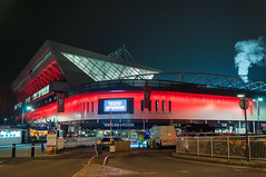 Match Night (Baker_1000) Tags: 2019 bristol stadium football ashtongate ashtongatestadium ashton bristolcity bristolcityfc night winter longexposure nikon d90 nikond90 raw