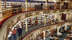 Librería El Ateneo - Santa Fe - Buenos Aires (Georgiño) Tags: buenosaires argentina ateneo