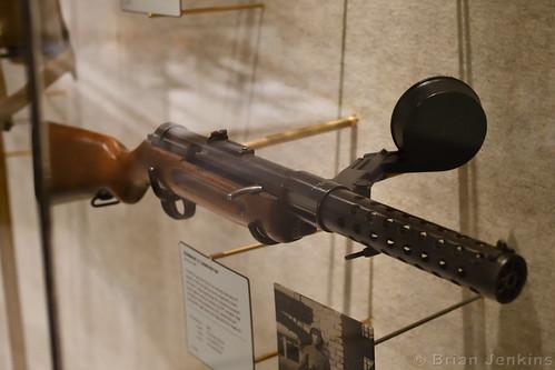 Bergmann MP18 SMG (1918)