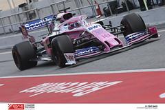 1902190028_stroll (Circuit de Barcelona-Catalunya) Tags: f1 formula1 automobilisme circuitdebarcelonacatalunya barcelona montmelo fia fea fca racc mercedes ferrari redbull tororosso mclaren williams pirelli hass racingpoint rodadeter catalunyaspain