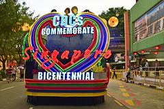 Chingay @ Chinatown (chooyutshing) Tags: decoratedfloat lightedup display communitydevelopmentcouncils chingaychinatown chinesenewyear2019 festival peoplesassociation eutongsenstreet chinatown singapore