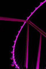 Linq Abstract (davetherrienphoto) Tags: cable abstract cars curve nevaa lasvegas purple