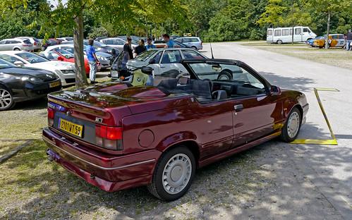 Renault 19 Cabriolet 16V Ph 1 1991 92