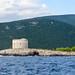 Fort Mamula island, Montenegro
