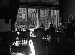 Morning coffee Waldinger (gsantar) Tags: goran šantar morning coffee waldinger film photography mamiya 1000s 645 sekor 80mm f19 rollei rpx 400 dev 730 ro9 osijek