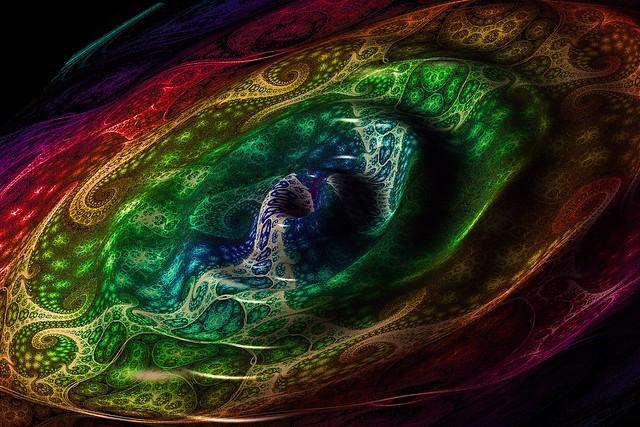 Обои круги, разноцветный, фон, темный картинки на рабочий стол, фото скачать бесплатно