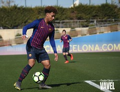 DSC_5057 (VAVEL España (www.vavel.com)) Tags: fcb barcelona barça juvenil dh zaragoza cantera masia planterfcb fútbol football soccer futebol azulgrana blaugrana culé