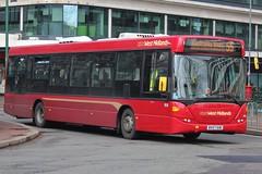 National Express West Midlands Scania OmniLink 1836 (BV57 XHD) (Bordesley) (john-s-91) Tags: nationalexpresswestmidlands scaniaomnilink 1836 bv57xhd birmingham route55