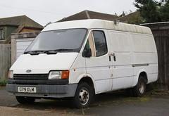 G79 XLM (Nivek.Old.Gold) Tags: 1989 ford transit 190 van 2496cc diesel perrys