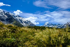 20181227 065 Mt Cook Hooker Valley (scottdm) Tags: 2018 december hike hookervalley mountcook mountcooknationalpark nationalpark newzealand southisland summer travel aoraki