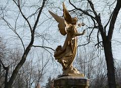 DSC_7532a (Fransois) Tags: ange angel résurrection resurrection anastasis resurectio appel call cimetière cemetery côtedesneiges montréal québec graveyard resurrexit