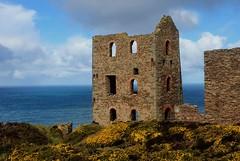 Cornwall (Dickie-Dai-Do) Tags: chapelporth stagnes cornwall uk coast tinmine
