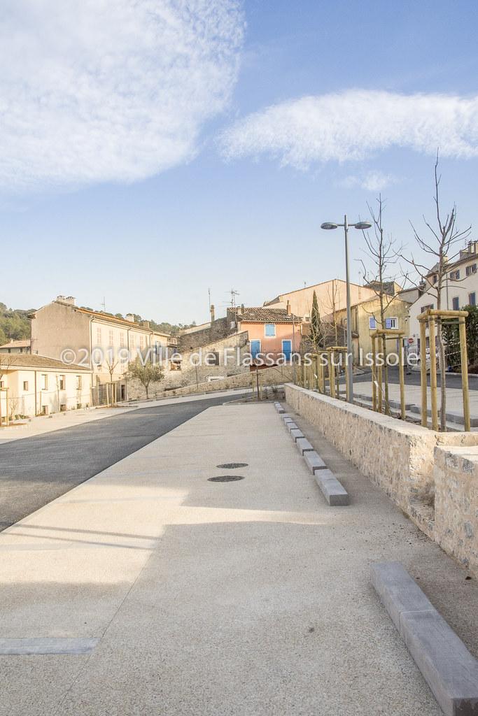 Quartier Saint Michel : achèvement des travaux