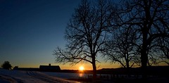 2019_0323A-Spring-Sunset-Pano0001 (maineman152 (Lou)) Tags: panorama panoramasunset sunsetpanorama sunset sunsetsky nature naturephoto naturephotography springsunset landscape landscapephoto landscapephotography march maine