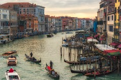 A Day In The Life Of Venice (Anna Kwa) Tags: canalgrande grandcanal gondola gondole venice italy annakwa nikon d750 2401200mmf40 my day living live always seeing heart soul throughmylens life journey fate destiny whatmatters travel world