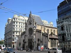 Église Saint-Bonaventure, Place des Cordeliers, Lyon, France (Paul McClure DC) Tags: lyon france july2017 auvergnerhônealpes church architecture presquîle