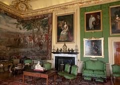 Green Writing Room | Blenheim Palace | Feb 2019-22 (Paul Dykes) Tags: woodstock england unitedkingdom gb uk blenheimpalace johnvanbrugh englishbaroque duke marlborough churchill