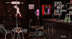 Pour It Up (Naiike) Tags: backbone kinky event man cave seven emporium 7 lapdance bar
