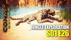 Conan Exiles, Jungle Expedition! S01 E26 | TheNoob Official (TheNoobOfficial) Tags: conan exiles jungle expedition s01 e26 | thenoob official gaming youtube funny