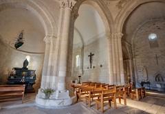 Église Sainte-Radegonde de Talmont (Cri.84) Tags: talmont talmontsurgironde eglise charentemaritime sainteradegonde