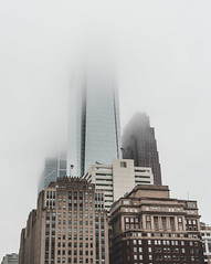 Head up in the Clouds (mattb105) Tags: pennsylvania philadelphia urban city cityscape buildings clouds travel sony a7ii sky