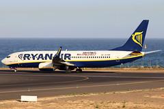 EI-ENK_03 (GH@BHD) Tags: eienk boeing 737 738 737800 b737 b738 fr ryr ryanair aircraft aviation airliner ace gcrr arrecifeairport lanzarote