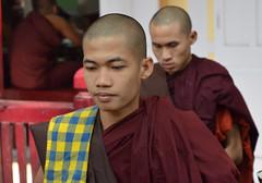 MYANMAR - AMARAPURA (1078) - Mahagandayon Monastery (eso2) Tags: amarapura asia myanmar birmania