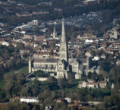 Salisbury Cathedral (gosport_flyer) Tags: church wiltshire spire