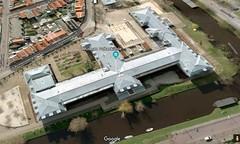 Leiden (risotto al caviale) Tags: volkenkundemuseum ethnographicmuseum streetview birdseyeview