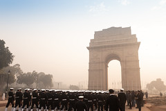 Parade India gate (irrfanazam) Tags: tourist travel republic day parade india police officer republicdayparade place people monument marching landmark indianarmy indian army indiagate historical famous delhi culture city capital building attraction asia architecture ancient flickrtravelaward