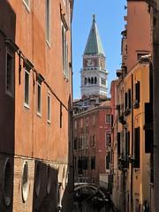 venice 2015 (gerben more) Tags: tower venice venetië city colours canal italy
