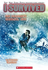 I Survived the Children's Blizzard, 1888 (Vernon Barford School Library) Tags: laurentarshis lauren tarshis scottdawson scott dawson isurvived series 16 sixteen survival adventurefiction adventurestories adventure adventures history historical historicalfiction fiction naturaldisasters disasters 1888 childrensblizzard middlewest pioneers pioneerchildren dakotaterritory blizzard blizzards weather snow frontierlife vernon barford library libraries new recent book books read reading reads junior high middle school vernonbarford paperback paperbacks softcover softcovers covers cover bookcover bookcovers 9780545919777 novel novels