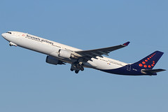 OO-SFO 20012019 (Tristar1011) Tags: ebbr bru brusselsairport brusselsairlines airbus a330300 a333 oosfo