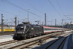 1116 182 (Rolf Eisenkolb) Tags: cobra taurus öbb ec werbelok münchen hauptbahnhof