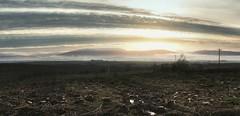sunset desatrated (<MariuszB>) Tags: nikon d5600 sigma sunset ireland sligo clouds mountain
