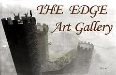 The Edge - Ladmilla's Art Gallery (Ladmilla) Tags: art gallery artgallery digital digitalart sl secondlife landscape castle medieval edge theedge theedgeartgallery