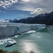 Perito Moreno under the sun