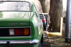 Opel Kadett Coupe 1200 Automatic (Skylark92) Tags: nederland netherlands holland noordholland northholland amsterdam zuid south westlandgracht opel kadett coupe 1200 automatic 54av30 1973 onk origineel nederlands kenteken