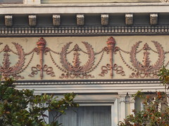 San Francisco, CA Western Addition house (army.arch) Tags: sanfrancisco california ca victorian victorians house architecturaldetail frieze