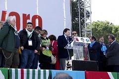 _IMG0426 (i'gore) Tags: roma cgil cisl uil futuroallavoro sindacato lavoro pace giustizia immigrazione solidarietà diritti