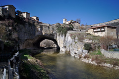 Puentedey (R.D. Gallardo) Tags: canon eos 6d tamron 2875mm f28 raw paisaje landscape puentedey spain cove river rio