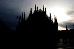 Milano - Italy (carlo612001) Tags: milano italy italia duomo luce mattino contrasto arte