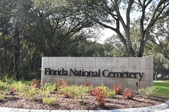 FLORIDA NATIONAL CEMETERY (SneakinDeacon) Tags: floridanationalcemetery grave bushnell