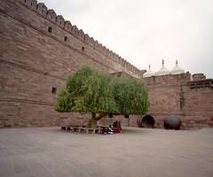 1940 (The Dent.) Tags: mamiya7ii meranghar fort pro400h india jodhpur