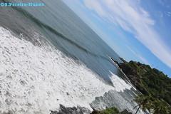 Seashore of La Paz, El Salvador (Sebastiao P Nunes) Tags: elsalvador playas praias beaches pacificocean oceano pacifico ondas surfer surfista mar canoneos70d nunes snunes spnunes spereiranunes lapaz sunzal