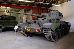 Cruiser Tank A34 Comet (270862) Tags: puma munster tank panzer museum simulator cruiser a34 comet t62 jagdpanzer kürassier leopard1