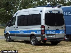 Mercedes Benz Sprinter 316 CDI / BB701 - OPP KWP Wrocław (Adrian Kot) Tags: mercedes benz sprinter 316 cdi bb701 opp kwp wrocław