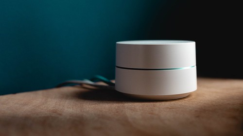 Google Mesh WiFi by Wesley Fryer, on Flickr