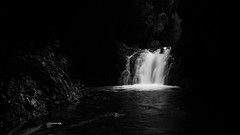 The Secret Falls (virtualwayfarer) Tags: waterfall flowingwater longexposure landscape nature naturephotography pristine icelandic nordic mystical magical slotcanyon foss falls hidden winding volcanic cave river natural relaxing majesticbeauty roadtrip travel travelphotography travelphotographer discovery exploring alexberger sonyalpha a7rii light pools poolsoflight gameofthrones lordoftherings moss unusual lastlight sunset bluehour